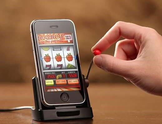 Un vistazo a la elección de iPhone Slots Casino Gaming